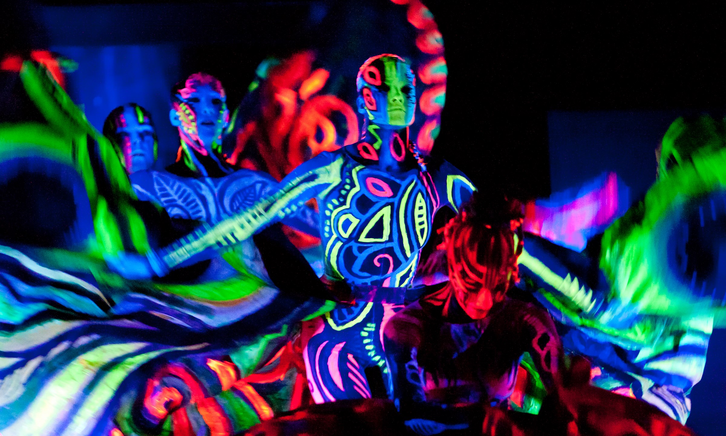 DMC Poland Fluo Dancers