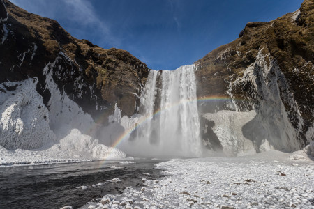 Skogarfoss (Iceland Tourism Board)