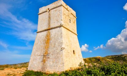 Watch Tower Malta