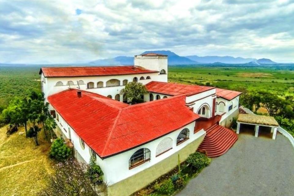 The Grogan Castle Hotel, Kenya