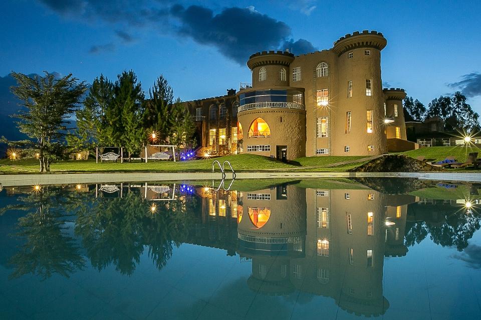 Tafaria Castle, Kenya
