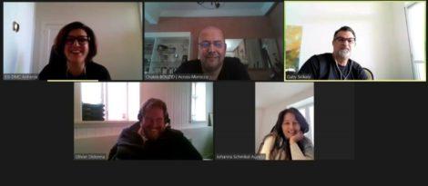 world of dmcs baord meeting