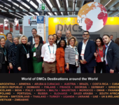 World of DMCs Members at IMEX 2019