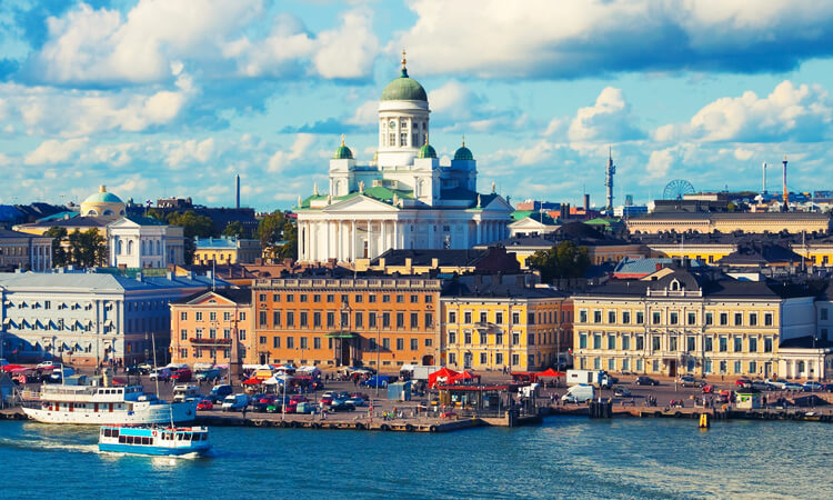 world of DMCs destination Helsinki